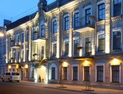 The most popular Vilnius hotels