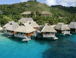 Bora Bora Island hotels with sea view
