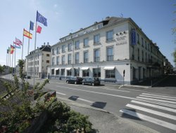 Pets-friendly hotels in Saumur