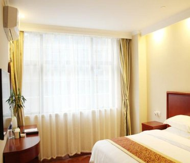 GreenTree Inn Anhui Chuzhou International Market Place Express Hotel