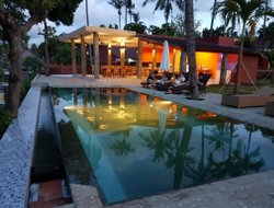 Karangasem hotels with swimming pool