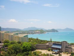 China hotels with sea view