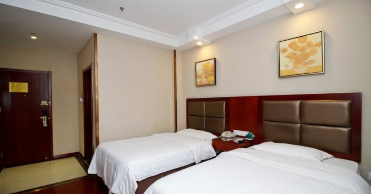 GreenTree Inn Anhui Hefei Binhu New Area Xizang Road Hefei First Middle School Shell Hotel