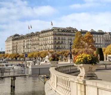 The Ritz-Carlton Hotel de la Paix, Geneva