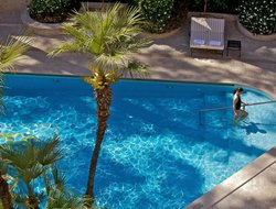 Rome hotels with swimming pool