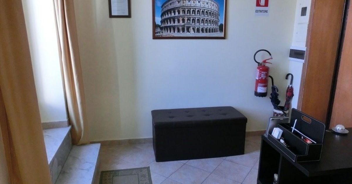 Colosseum Terrace Suite