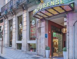 Top-8 hotels in the center of Orense