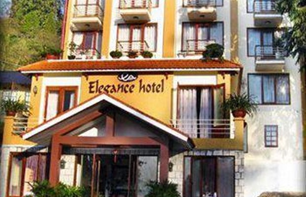 фото Sapa Elegance Hotel 783291338