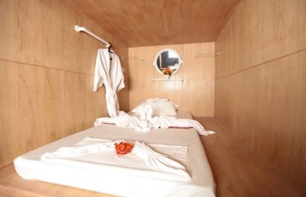 фото Capsule Hotel & Sauna 783716296
