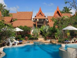 Lamai Beach hotels for families with children