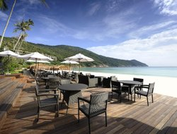Redang Island hotels with sea view