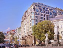 Top-5 of luxury Kiev hotels