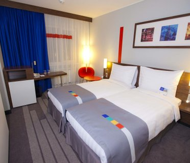 Park Inn by Radisson Sheremetyevo Airport Moscow