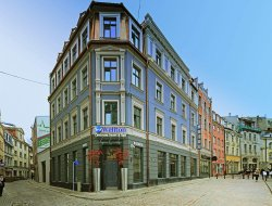 Latvia hotels with restaurants