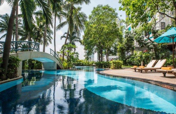 фото Chatrium Residence Sathon Bangkok 784282092