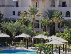 Yasmine Hammamet hotels with restaurants