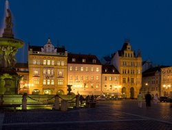 Top-3 romantic Ceske Budejovice hotels