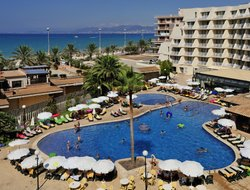Playa de Palma hotels for families with children