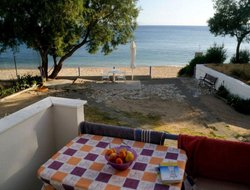 Plomari hotels with sea view