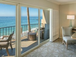 Laguna Beach hotels with sea view
