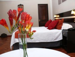 Top-10 hotels in the center of Jujuy