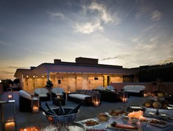 Rome hotels with panoramic view