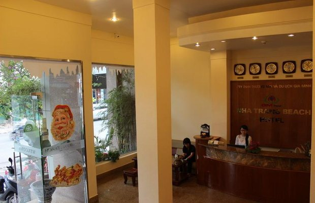 фото Nha Trang Beach Hotel 785620108
