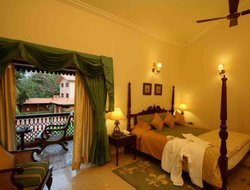 Top-3 romantic Calangute hotels