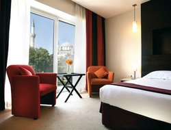 Top-10 hotels in the center of Istanbul