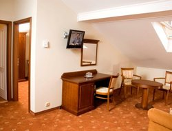 Prague hotels with sea view