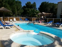 Cap d'Agde hotels with swimming pool