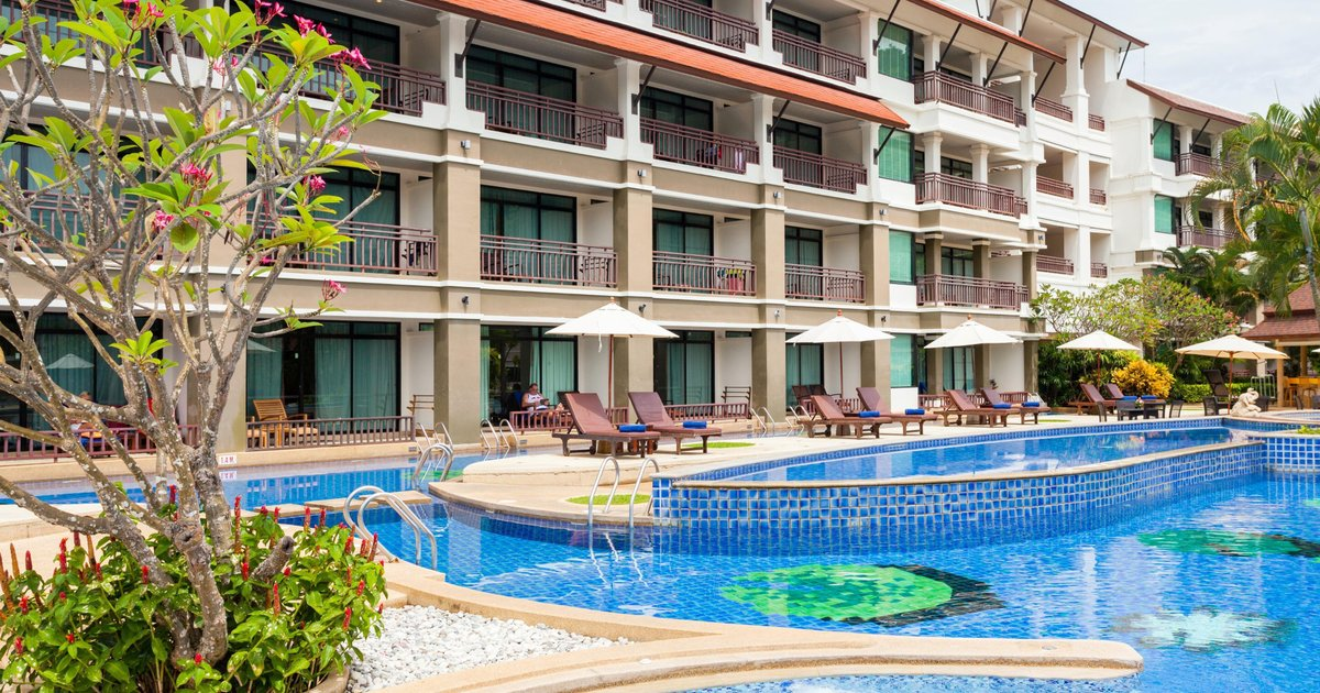 Hotel Hotel Alpina Phuket Nalina Resort Spa Kata Kata Booking - Alpina phuket nalina resort and spa