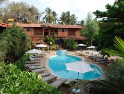 Candolim hotels with Russian personnel
