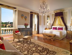 The most expensive Florence hotels