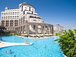 Antalya hotels with swimming pool