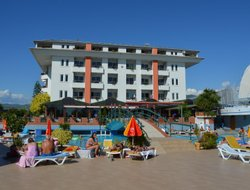 Top-10 hotels in the center of Konakli