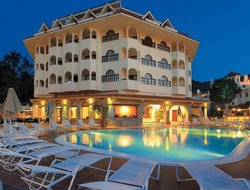 Marmaris hotels for families with children