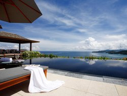 Phuket Island hotels with restaurants