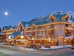 Banff hotels for families with children