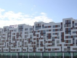 Top-5 hotels in the center of Pendik