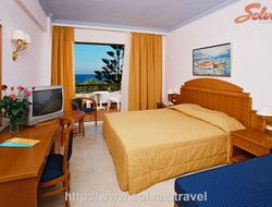 Ialyssos hotels with sea view
