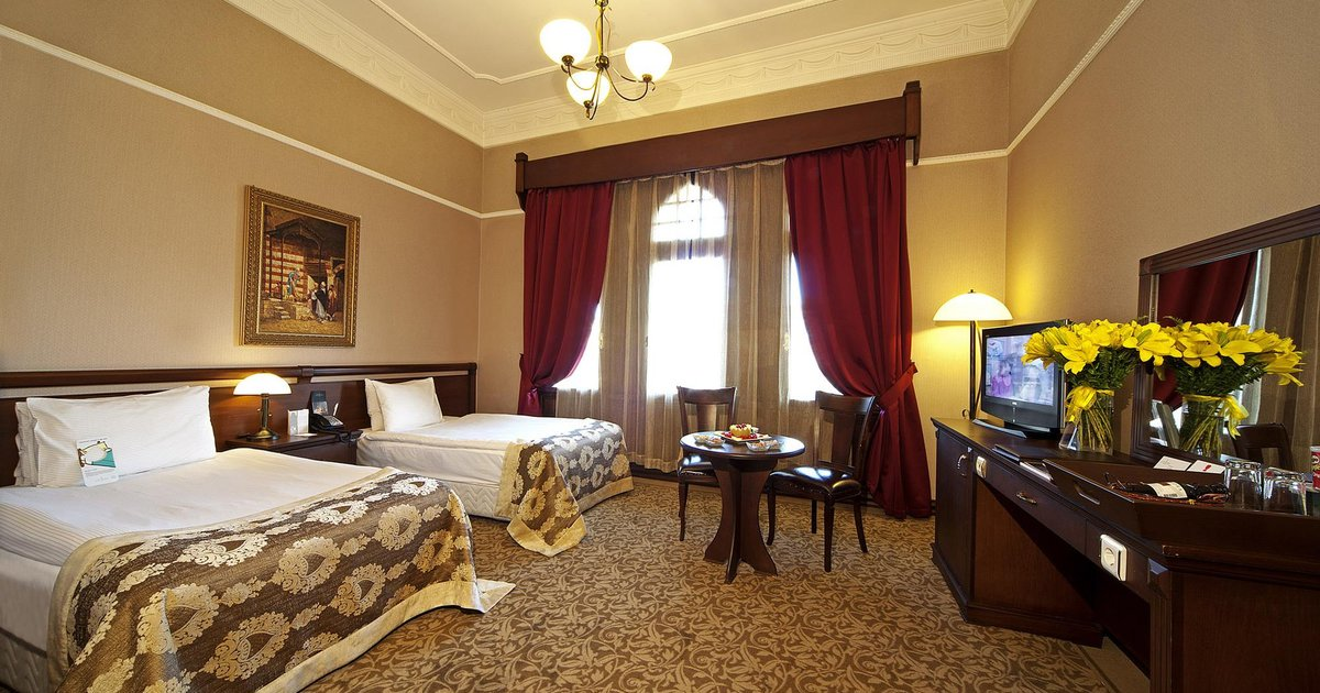 Hotel Legacy Ottoman Hotel Istanbul Istanbul Booking And Prices