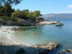 Trogir hotels with sea view