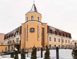 Belarus hotels with restaurants