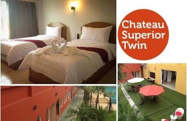 фото Thada Chateau Hotel 786873415