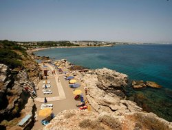 Kalithea hotels with sea view