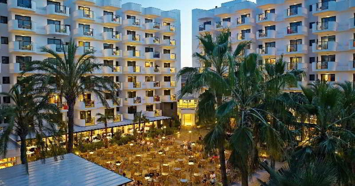 Protur Palmeras Playa Aparthotel - All Inclusive