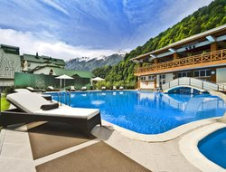 Top-3 of luxury Krasnaya Polyana hotels
