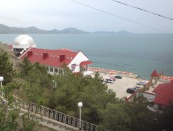 Koktebel hotels with sea view