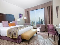 Dubai City hotels with panoramic view